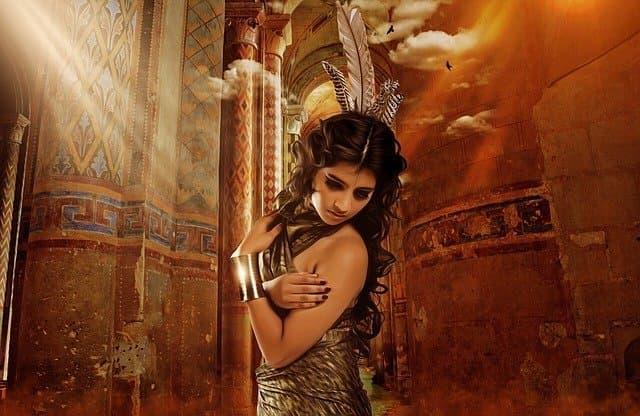 Iniciação mistica nos templos Egipcios
